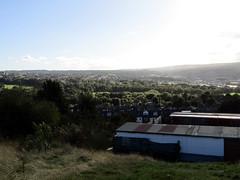 Sheffield From Skye Edge, 2016 (Dave_Johnson) Tags: nofolkpark heeley norton nortonlees trees moor moorland allotment allotments sheffield southyorkshire skyeedge skyedge standingattheskysedge skyline view