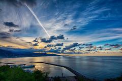DSC_8030_HDR (alizaferdalar) Tags: hdr nikon d5200 tokina 1120mm 11mm giresun giresunkalesi castle sunset clouds