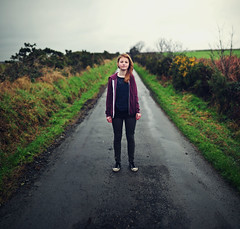 This is: Jess Ward (sammie) Tags: road trees portrait sky nature field grass lines weather rural square island countryside aperture dof bokeh nowhere wide overcast depthoffield adventure hedge crop leading isleofman expansion jessward brenizermethod nikond5000 sammiecainephotography sammie