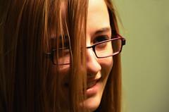 Hair Focus (pokoroto) Tags: winter people canada hair focus december manitoba 2012 12月 カナダ 師走 shiwasu 十二月 じゅうにがつ jūnigatsu priestsrun 平成24年 マニトバ州