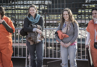 Witness Against Torture: Molly and Katie
