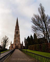 Holy Trinity Church Cookstown (MalachyC) Tags: tokina holy trinity cookstown d90 mpcphotography malachyconey