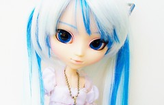 audition for DOLLS NEXT TOP MODEL (Janeen F) Tags: snow miku dntm hatsunemiku snowmiku pullipmiku pullipsnowmiku