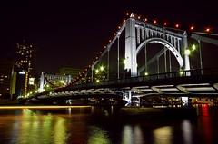 (kota-G) Tags: bridge japan photography tokyo illumination