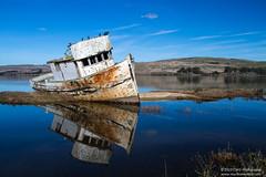 Point Reyes Boat (CWG Photography) Tags: sanfrancisco ca boat ship marin shipwreck bayarea pointreyes