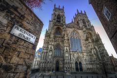 York Minster (inreflection) Tags: york england heritage history church nikon nef cathedral yorkshire sigma historic yorkminster northyorkshire englishheritage yorkuk sigma1020 magnesianlimestone nikondslr yorkcitycentre nikond5100 yorkattraction