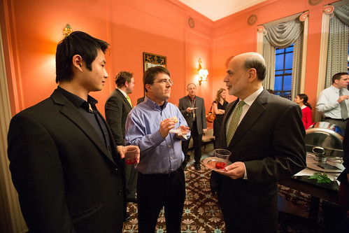 2013 Policy Talks @ the Ford School: A conversation with Ben Bernanke