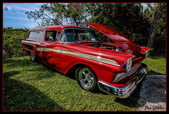 "1957 Ford ""Ranch Wagon"" (Wilder PhotoArt) Tags: auto cars ford canon flickr 1957 antiqueautos classiccars automobiles stationwagon customcars carshows fmc americaamerica flickrsbest fordwagon fordstationwagon canoneos5dmarkii 1957fordstationwagon 1957fordranchwagon forddelrio gibtownbikeweek gibsontonbikeweek"