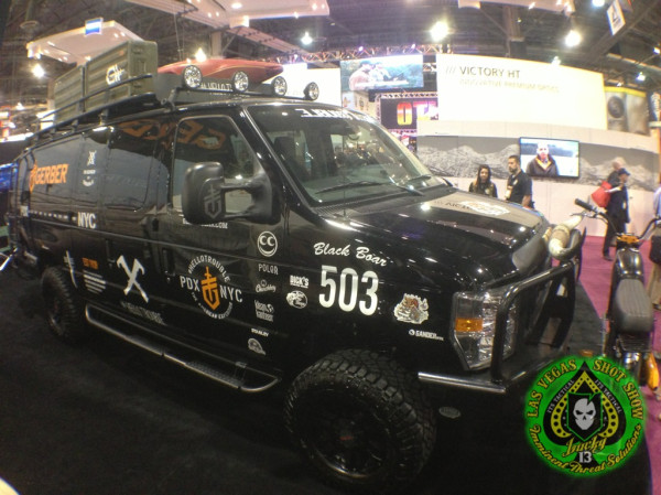 ITS Tactical SHOT Show 2013: Day 3 Live Coverage 002