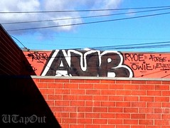 AUB (UTap0ut's Pinche Mero Mole!) Tags: california art jes cali graffiti la los paint angeles graff aub jesr uploaded:by=flickrmobile flickriosapp:filter=nofilter