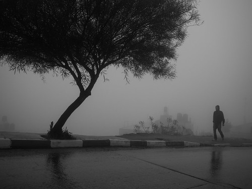 The Fog, Ramallah Old City - West Bank
