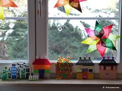 Huser aus Bgelperlen (petuniad) Tags: kidsart prlplattor hamabeads perlerbeads strijkkralen bgelperlen buegelperlen