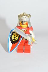Lego Knights King (Dusty Boo!) Tags: lego knights