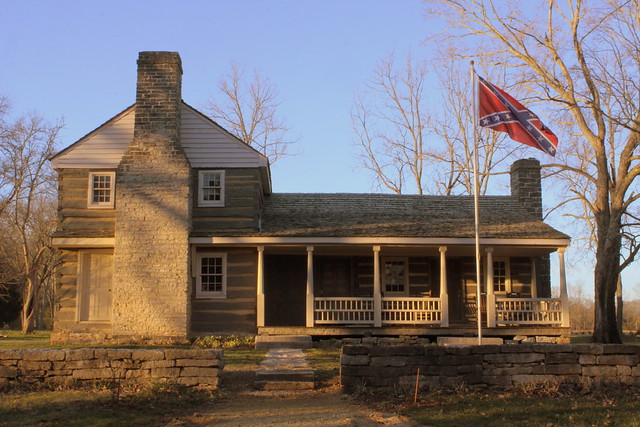 Boyhood Home of Nathan Bedford Forrest