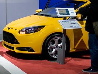2013 Washington Auto Show - Upper Concourse - Ford 15 by Judson Weinsheimer