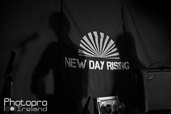Newday Rising Feb 1st 2013 (Photopro Ireland) Tags: ireland shadow music irish 3 festival musicians canon magazine frank lens rising blog cool photographer tour bass guitar song live stage border eire event bands singer legends drummer mk2 5d tempest mighty making rule guitarist louth walters feburary newday dundalk oconnells 2013 photopro