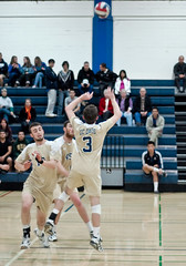 Bryce Williams #3- UC Davis Men's Varsity I Volleyball (Don Eng) Tags: mens volleyball ucdavis sacstate 2213 varsityi