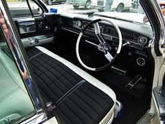 1961 Cadillac Sedan deVille six window sedan (sv1ambo) Tags: window sedan cadillac nsw newsouthwales deville six castlehill 1961 castletowers allamericanday