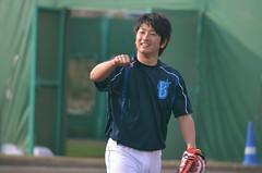 DSC_0420 (mechiko) Tags: 横浜ベイスターズ 130202 横浜denaベイスターズ 三嶋一輝