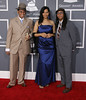 55th Annual GRAMMY Awards - Arrivals held at Staples Center Featuring: Rhiannon Giddens,Dom Flemons,Hubby Jenkins