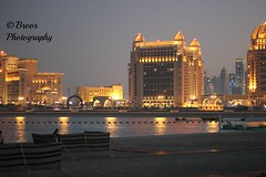 qatara (broor) Tags: beach doha arabiangulf stregis       qatara