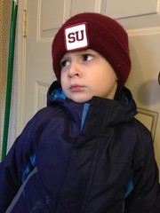 Emo college look