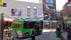 Osnabrücker Stadtwerke Einweihung des 1. E-Buses