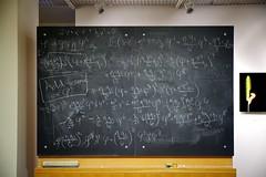 Of Course (cookedphotos) Tags: cambridge college smart canon university mit massachusetts math chalkboard complicated equations massachusettsinstituteoftechnology 5dmarkii centerfortheoreticalphysics