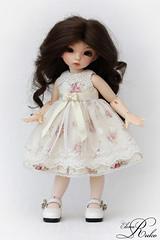 Model №9 (28) for LittleFee (elena ruko) Tags: doll bjd customsewing littlefee