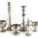 307. Assorted Weighted Sterling Objects