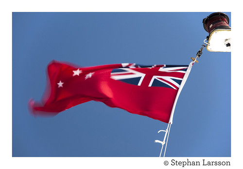 The Civil Ensign of New Zealand
