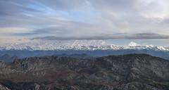 Picos de Europa (elosoenpersona) Tags: park sunset snow mountains del de landscape atardecer europa european nieve asturias paisaje national peaks mirador fito cordillera picos montañas cantabrica elosoenpersona