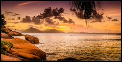 sunset @ la digue (seychelles) - EXPLORE #23 (Stephan Pabst) Tags: sunset nikon sonnenuntergang explore seychelles 2012 ladigue praslin seychellen nikon2470mmf28 d7000 ansesevere stephanpabst