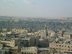 aleppo : È una delle più antiche città del mondo abitata ininterrottamente dall'antichità. (g.fulvia) Tags: aleppo siria