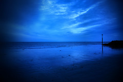 Blue Sunset by Simon & His Camera