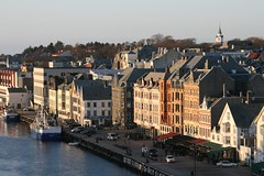 Clarion Collection Hotel Amanda i nydelig kveldslys (lstuvik) Tags: norway norge haugesund smedasundet indrekai clarioncollectionhotelamanda