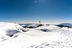dal forte verena (nonsodove) Tags: italy mountain snow italia neve montagna forte verena