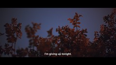 Tonight. (Lill-Veronica Skoglund) Tags: music cinema film movie lyrics screenshot still text filmstill cinematic subtitles