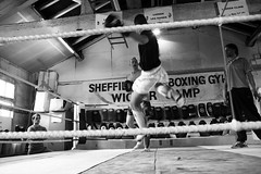 Wicker Camp Muay Thai Boxing (hellorosy (:) Tags: camp white black men digital training canon fight women kick south sheffield yorkshire gloves thai 5d shorts punch win boxing lose wicker spar muay sparring mkii