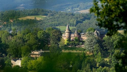 Château de Castel Novel - Varetz