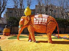 Fte des Citrons  Menton (cathyk06) Tags: carnival france fruits french lemon carnaval citrus oranges fte 2008 sud menton citrons agrumes 2013 ftedescitrons