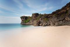 Serenity (Balangan Beach, Bali) (kontroniks) Tags: longexposure sea bali seascape beach clouds indonesia landscape nikon waves peace wideangle serenity 16mm balanganbeach leefilters d700 bigstopper