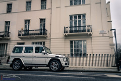 Mercedes Benz G65 AMG (Protze | Automotive Photography) Tags: uk white london cars canon eos 50mm mercedes benz united kingdom 18 amg arabs g65 1100d