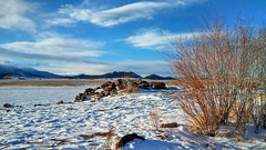 Winter in Westcliff (Daniel McAdams) Tags: winter snow mountains colorado phone lakes scene rockymountains phonephoto frozenlake danielmcadams ringofexcellence dblringofexcellence flickrandroidapp:filter=none rememberthatmomentlevel1 rememberthatmomentlevel2 rememberthatmomentlevel3 droidrazrm