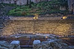 Teatro romano de Mlaga (Alejandro Crdaba Rubio) Tags: espaa canon spain sigma mlaga alcazaba protea malaca teatroromano sigma18200mm andalucia canoneos450d edificacinromana