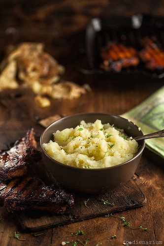 Celery Mashed Potatoes