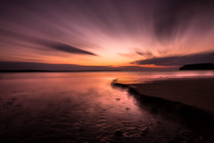 Dunnet Beach (Graham Mackay) Tags: longexposure sunset beach scotland caithness dunnet