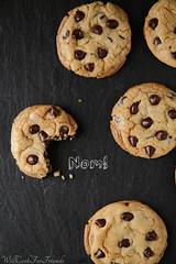 Chocolate Chip Cookie Monster Cookies & Random Acts of Kindness (WillCookForFriends) Tags: food cookies monster photography perfect cookie random chocolate picture chip kindness acts