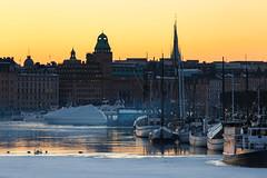 Stockholm, Feb 25, 2013 (Ulf Bodin) Tags: winter sunset sweden stockholm clear sverige stockholmslän canoneos5dmarkiii canonef70200mmf28lisiiusm pwwinter