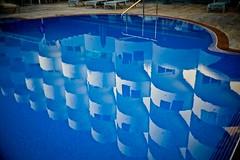#Mallorca #Spain Pool hides many secrets ! #reflection #blue #Leica #LeicaCamera (albericjouzeau) Tags: piscine pool reflet reflection bleu blue mallorca majorque spain espana espagne leica leicacamera